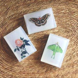 Moth Rose Soap